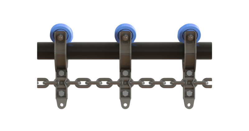 Link chain compatible with Linco